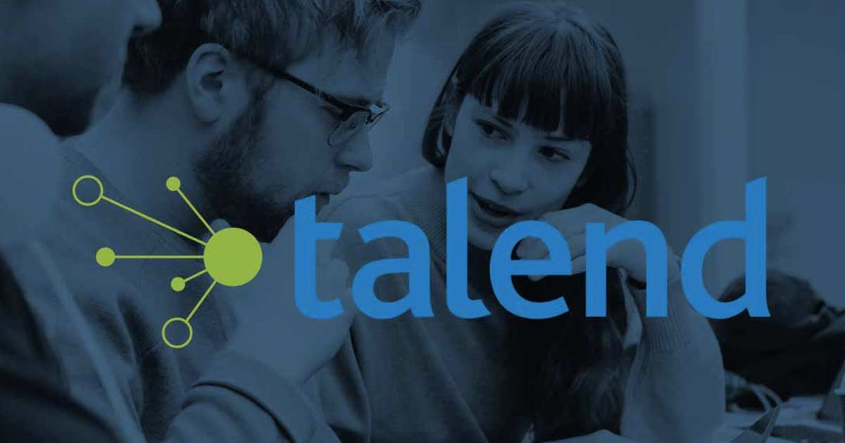 Talend-Cloud